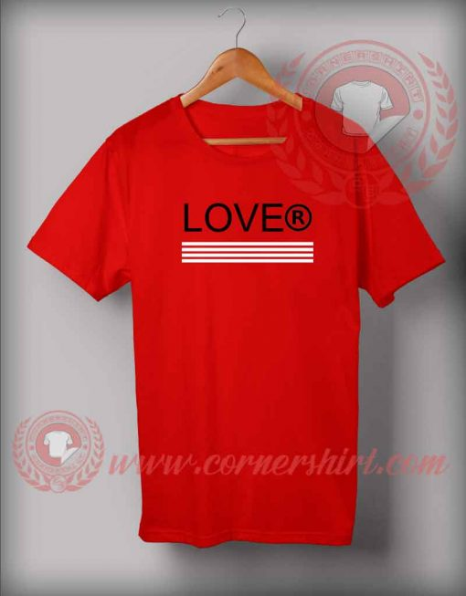 Lover Stripe Custom Design T shirts