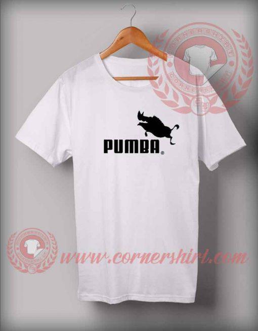 Pumba Custom Design T shirts