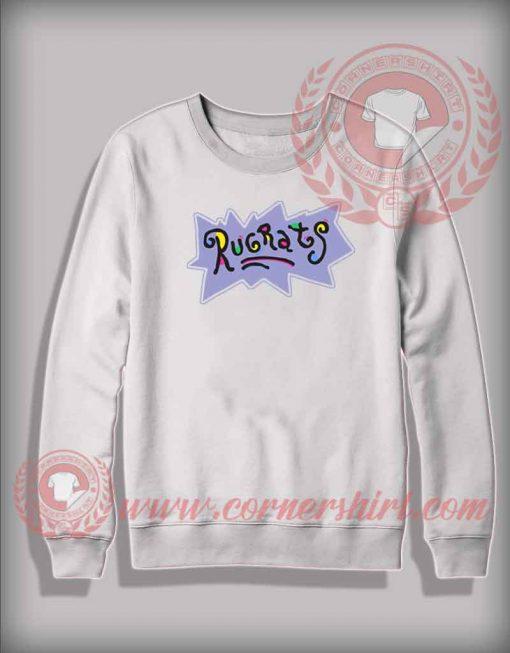 Rugrats Logo Custom Design Sweatshirt