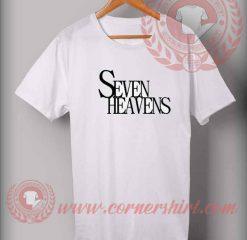 Seven Heaven Custom Design T shirts