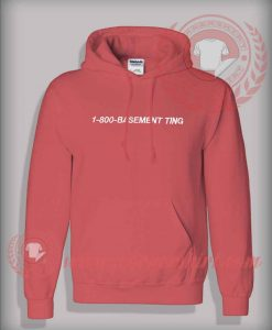1 - 800 Basement Ting Custom Design Hoodie