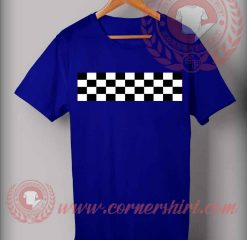 Checkerboard T shirts