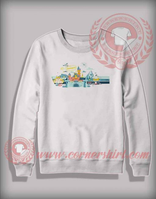 Disney Resort Custom Design Sweatshirt