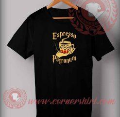 Espreso Patronum Custom Design T shirts