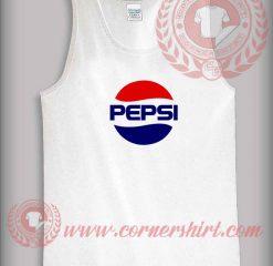 Pepsi Logo Tank Top