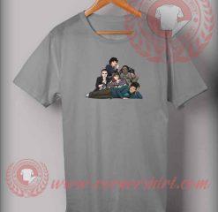 Stranger Friends T shirts