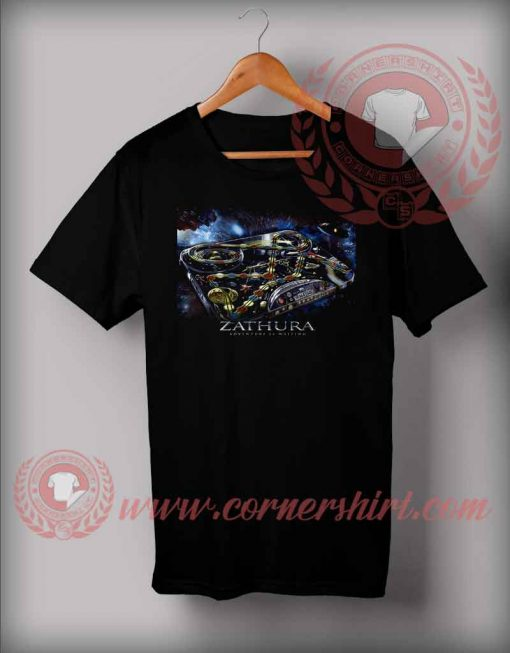 Zathura Adventure Is Waiting T shirts
