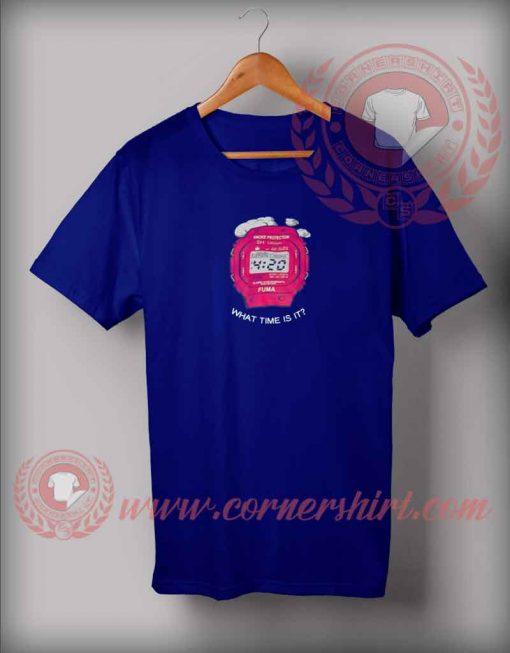 420 Smoke Protection T shirt