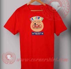 Anpanman Genki 100 Bai T shirt