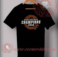 Cleveland Conference Champions T shirt