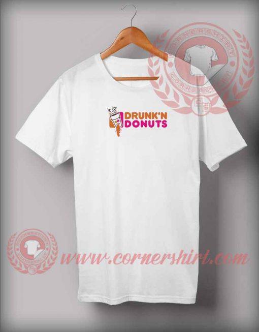 Drunk'n Donut's T shirt