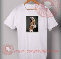 Paris Hilton Bunny T shirt