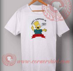 Simpson Fuck Off Dudes T shirt