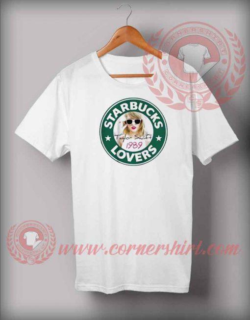 Starbuck Taylor Swift Lover T shirt
