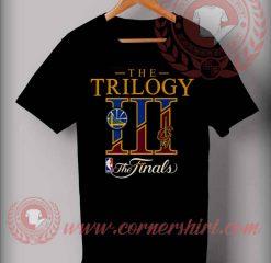 The Trilogy NBA Finals T shirt