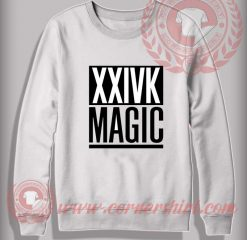 24k Magic Bruno Mars Sweatshirt