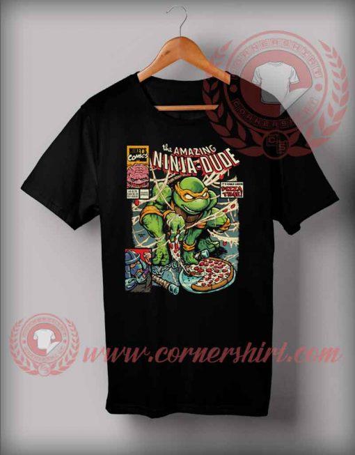 Amazing Ninja Dude T shirt
