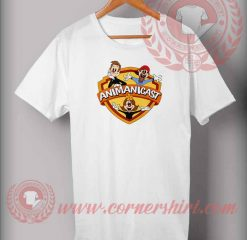 Animanicast Logo T shirt
