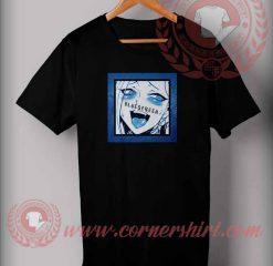 Bluescreen Anime T shirt