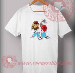 Bunny Thug Gang T shirt