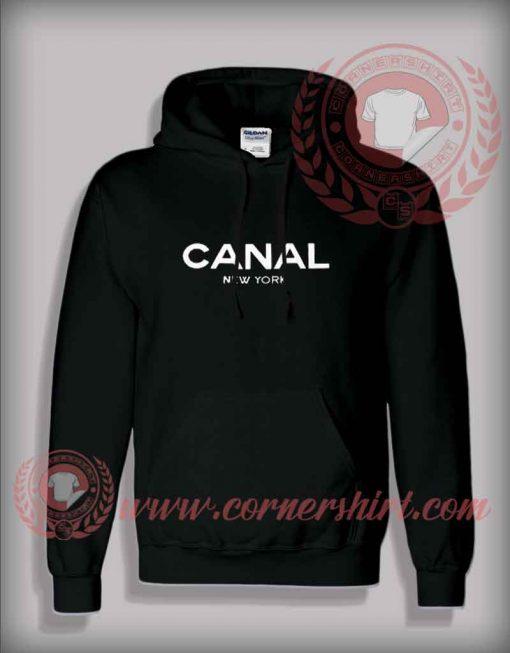 Canal New York Custom Design Hoodie