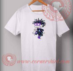 Chuckie Camo 90's T shirt