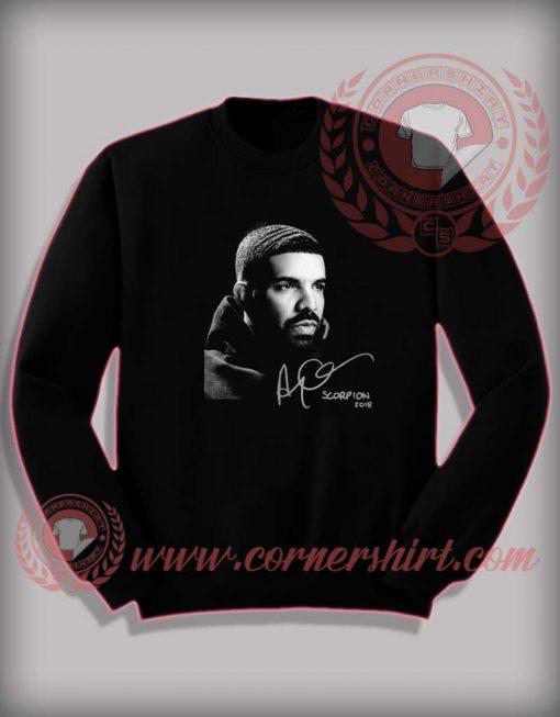 Drake Scorpion Album Sweatshirt