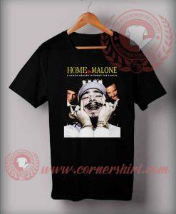 Home Alone Post Malone T shirt