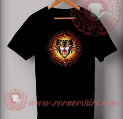 Love Angry Cat T shirt