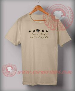 Love God Love People T shirt