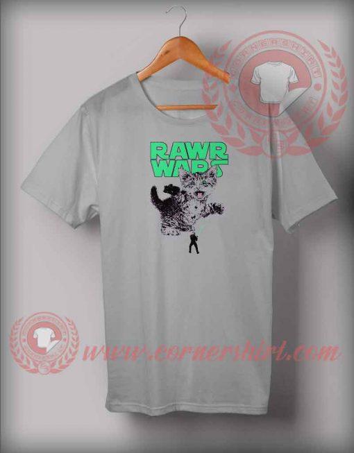 Rawr Wars T shirt