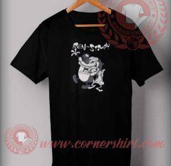 Ren And Stimpy T shirt