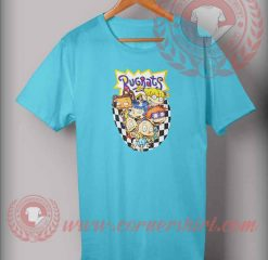 Rugrats Checkered T shirt