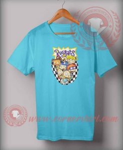 Rugrats Checkered T shirt