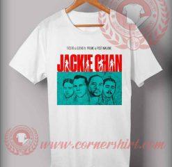 Tiesto x Dzeko x Preme x Post Malone x Jackie Chan T shirt