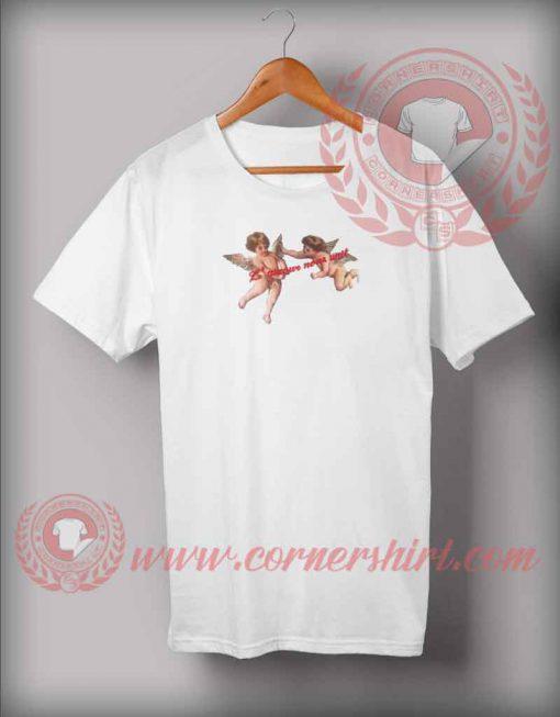 Angel L'amour Nous Unit T shirt