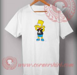 Bart Simpson Funny T shirt