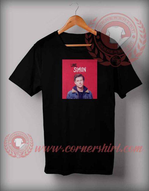 Love Simon T shirt