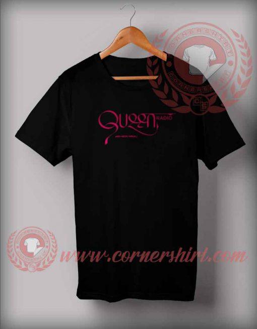 Nicki Minaj Queen Radio T shirt