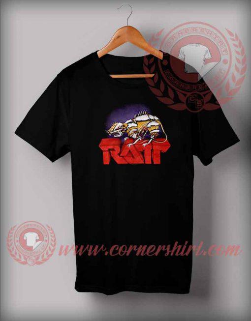 Ratt 1983 Vintage T shirt