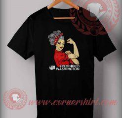 Redfored Washington Do It T shirt