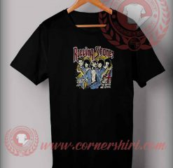 Rolling Stones British Are Coming T shirt