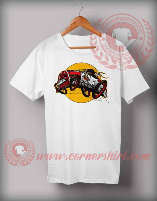 Speedracer Moon T shirt