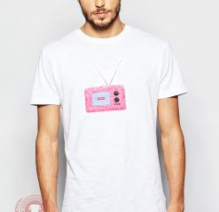 Supreme Tv Custom T Shirt