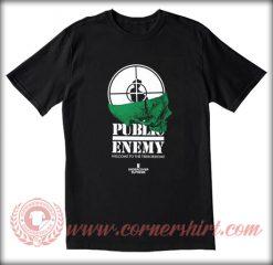 Supreme X Undercover X Public Enemy Terrortome T Shirt