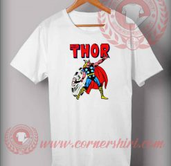 The Mighty Thor Vintage T shirt