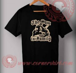 The Saw Family T shirt