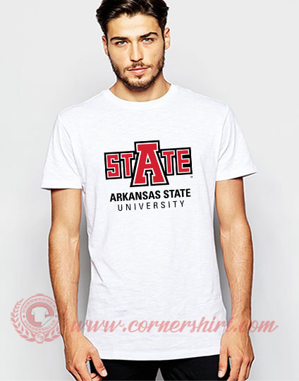 Arkansas State University T shirt