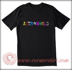 Astroworld Albums T shirt