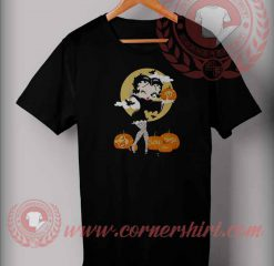 Betty Boo Halloween T shirt